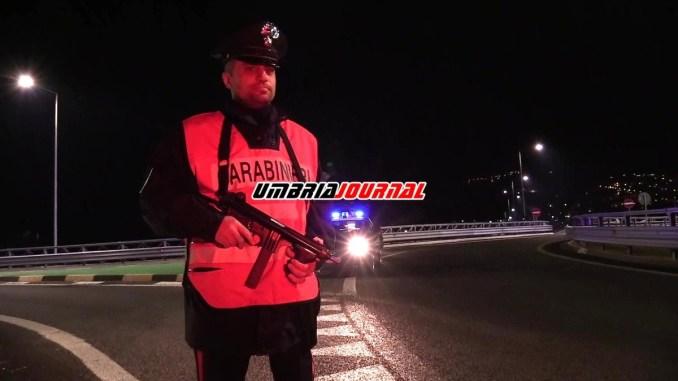 Raffica di furti tra Valfabbrica e Casacastalda, la reazione dei Carabinieri