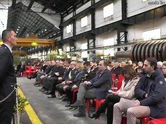 Caparvi all'incontro con i sindacati delle acciaierie di Terni