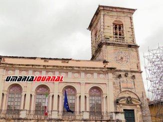 Torre civica Norcia, arriva progettazione recupero palazzo del comune