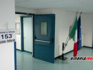 Tre seggi elettorali insediati all'ospedale Santa Maria della Misericordia