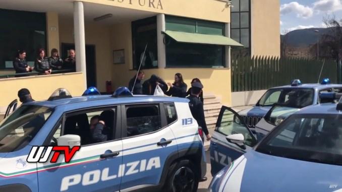 Operazione Montana arrestato albanese, aveva un chilo di cocaina