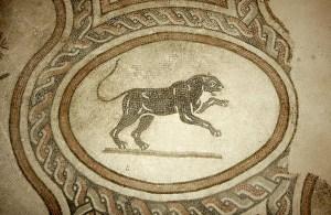 Villa dei Mosaici di Spello, Bacco e il trionfo del piacere @ Spello
