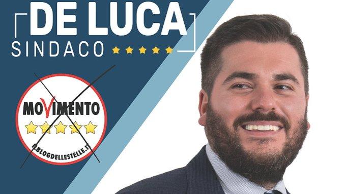 Thomas De Luca, candidato sindaco Terni per il movimento 5 Stelle
