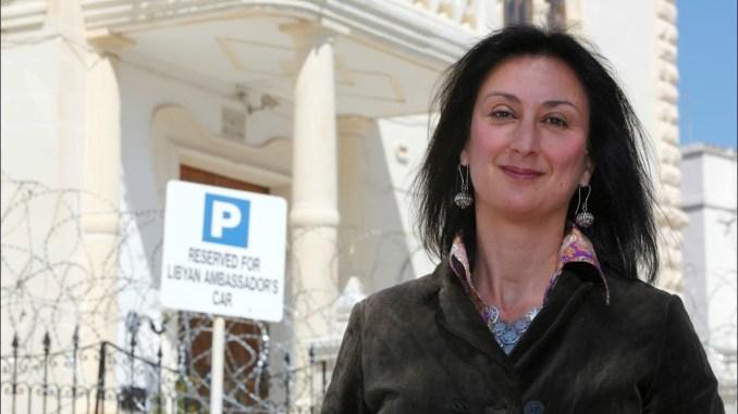 Crimine organizzato e Governi, omicidi Galizia e Kuciak al Festival del giornalismo