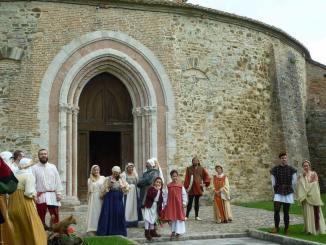 Prime dame Perugia 1416, ora tocca a Porta Sole e a Santa Susanna