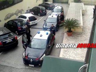Smantellata banda camorrista, cinque arrestati, uno dei quali era ad Orvieto