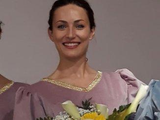 Perugia 1416, Annalisa Mierla è la prima dama di Porta Sole