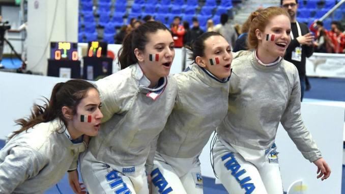 Scherma, mondiali cadetti secondo bronzo umbro