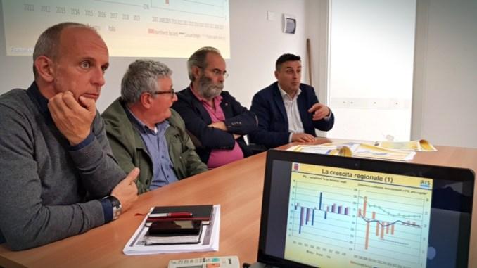 Umbria, deboli segnali di ripresa, ma su occupazione e consumi è ancora buio pesto