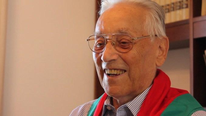 Morto Domenico Bruschi, ultimo partigiano di Umbertide