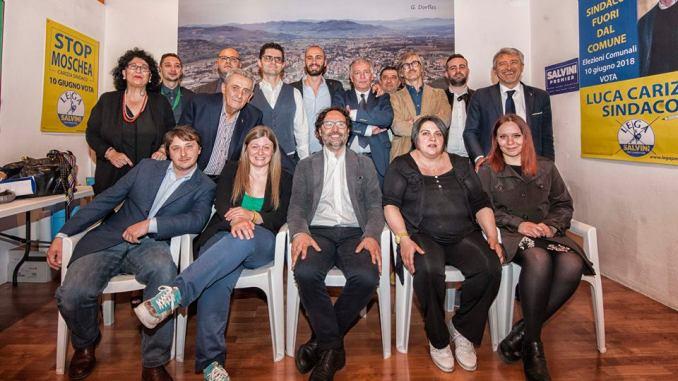 Un sindaco fuori dal comune, la Lega Umbertide presenta Luca Carizia