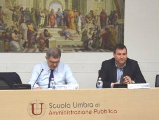 """Seminario """"L'attività contrattuale della Pubblica Amministrazione"""" a Villa Umbra"""