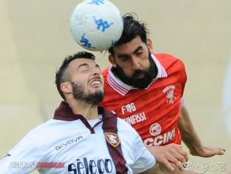 Il Perugia pareggia con la Salenitana, le foto della partita