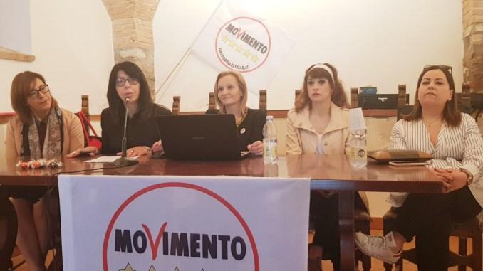Elezioni Corciano, presentata candidata sindaco del M5s, Chiara Fioroni