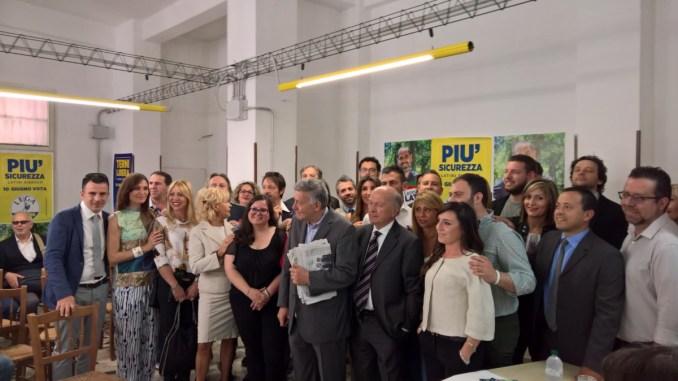 Terni, Matteo Salvini torna da Latini, presentata squadra e sede