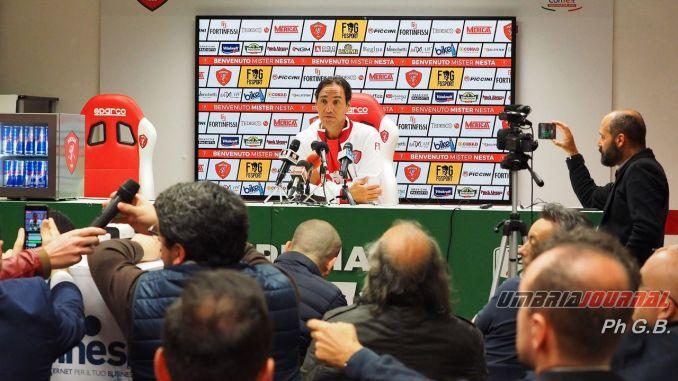 Verona Perugia playoff, Alessandro Nesta ai Grifoni, bisogna crederci...