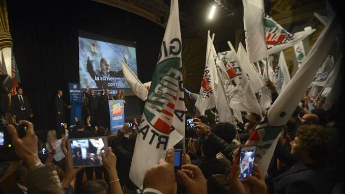 Forza Italia è anche un partito per giovani, molti si sono affacciati alla politica