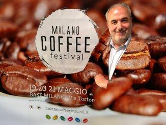 Milano Coffee Festival sabato 19 maggio taglio del nastro prima edizione