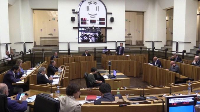 Assemblea legislativa, costituiti gli otto gruppi consiliari