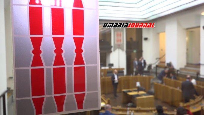 Assemblea legislativa Umbria in remoto su youtube, tutela da Covid-19