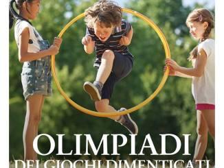 Le Olimpiadi dei giochi dimenticati al Bosco di San Francesco