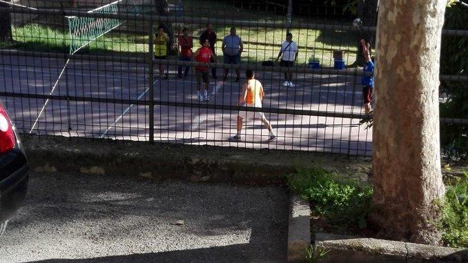 Pallotta, Perugia social city, residenti rivogliono i loro parco, Pietro Aretino