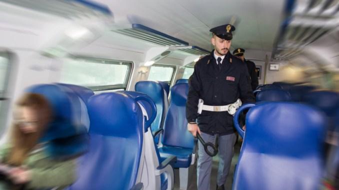 Polfer, 9 persone denunciate tra marche, Umbria e Abruzzo