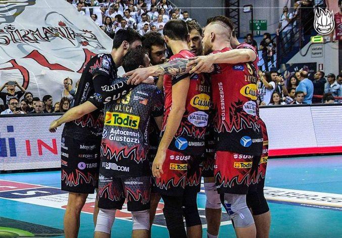 Volley, la Sir Safety è campione d'Italia