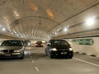Superstrada E45 Smart Tunnel sicurezza e tecnologia nelle gallerie