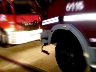 Incidente stradale tra Fabro e Orvieto sull'A1, schianto da due autoarticolati, uno prede a fuoco