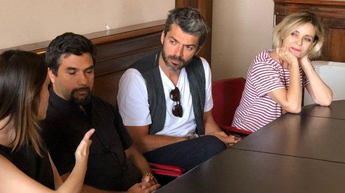 Film Spoleto Luca Argentero in Copperman casting per comparse e ruoli