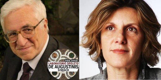 Spoleto, amministrative, De Augustinis e Laureti vanno al ballottaggio