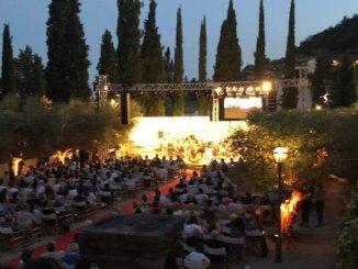 Ultima giornata Festival Villa Solomei, grande chiusura con il concerto in anfiteatro