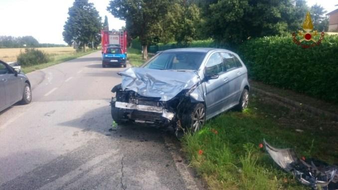 Lunedì nero, ancora incidenti, un altro a Perugia tra Bosco e Ramazzano, 2 feriti