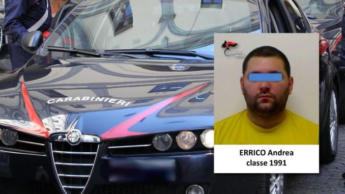 In galera mai più, dice ai Carabinieri, preso a Terni pericoloso latitante