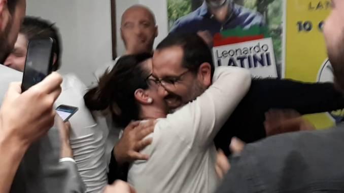 Leonardo Latini sindaco di Terni, le sue prime parole dopo la vittoria
