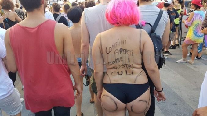 La gaia invasione, Perugia Pride Parade, non è affatto una questione di diritti civili