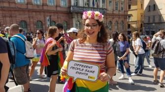 Perugia Pride 2019, in città di nuovo corteo lesbico, gay, bisessuale, trans* e intersex