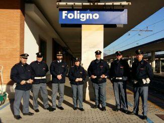 Stazioni sicure anche in Umbria controlli su viaggiatori e bagagli