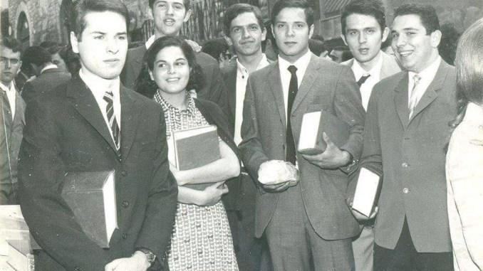 Maturità del Sessantotto quelli del Mariotti 50 anni dopo ricordano l'esame