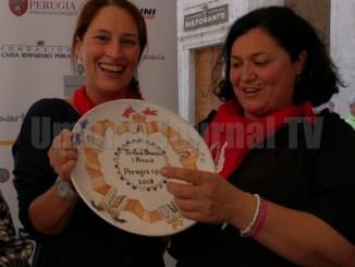 Perugia 1416, Tortadi Braccio, Sant'Angelo vince premio migliore ricetta
