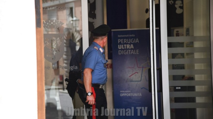 Aggressione dirigente in comune a Perugia, le richieste delle RSU