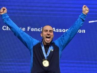 Terni in cima al mondo con Alessio, l'assessore allo sport si congratula con lui