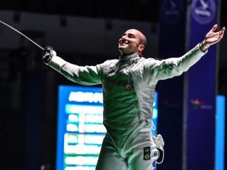 FederScherma Umbria, Alessio Foconi è campione del Mondo