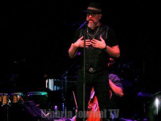 Umbria Jazz, Mario Biondi ed i Quintorigo all'Arena Santa Giuliana