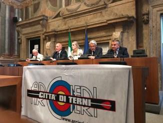 Tutto pronto per il Grand Prix di Campagna e Terni si candida per il Mondiale 3D. Presentata oggi la gara in programma nel fine settimana.
