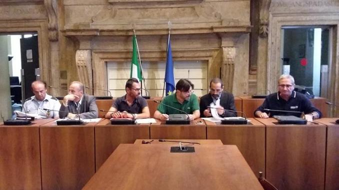 Disinnesco e brillamento bomba, grazie da sindaco Terni Latini e suo vice Giuli
