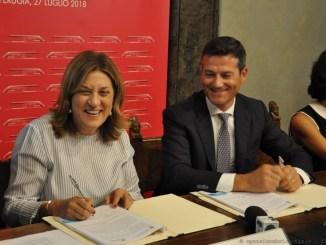 Ferrovie, regione Umbria e Trenitalia firmano nuovo contratto, oltre 236 milioni per nuovi treni