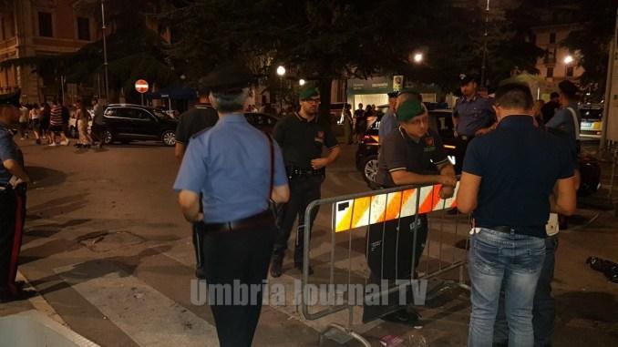 Sicurezza degli eventi in Umbria, giunta preadotta linee guida