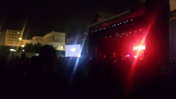 Umbria Jazz, concerto bagnato a Perugia per i Massive Attack